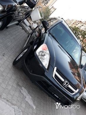 Honda in Tripoli - Crv موديل 2003 انقاد