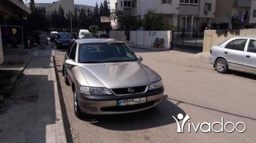 Opel in Tripoli - Opel vektra