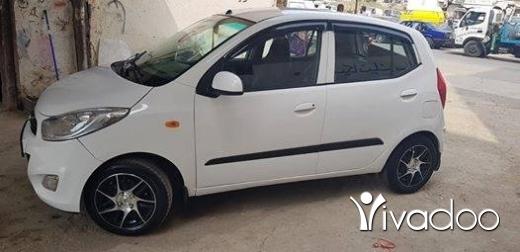 Hyundai in Tripoli - هيونداي i10 موديل 2016 أنقاض
