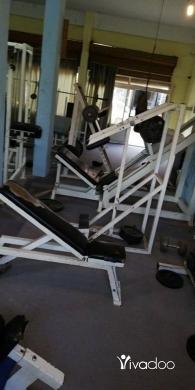 آخر في البداوي - معدات رياضية
