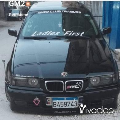 BMW in Tripoli - Bmw 320i ghyar 3adi ktir 7elwi bde3i safar