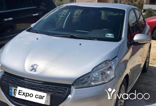 Peugeot in Kfar Yachit - Peugot 208 model 2013 automatic