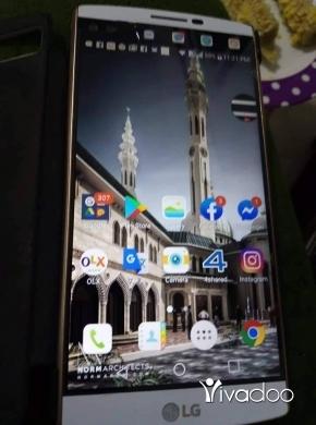LG dans Beyrouth - LG V10 . 64 GB . 4 GB RAM