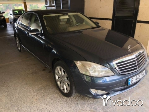 Mercedes-Benz in Port of Beirut - Mercedes benz