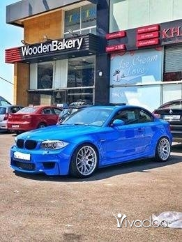 بي ام دبليو في جبيل - BMW E82 1M
