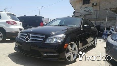 Mercedes-Benz in Zahleh - Clean carfax C300 2011
