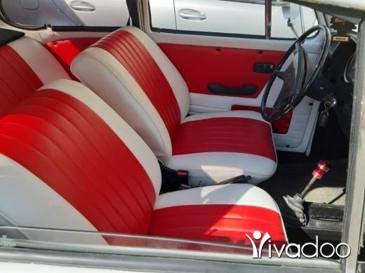 Volkswagen in Tripoli - سياره فولز فاغن موديل 1973 انقاد صوت موسيقى موجود في ابو سمراء طرابلس