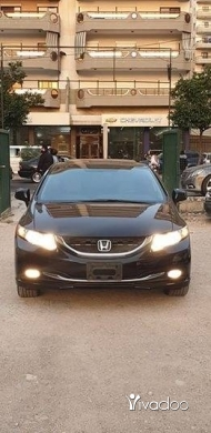 Honda in Tripoli - Honda civic model 2013