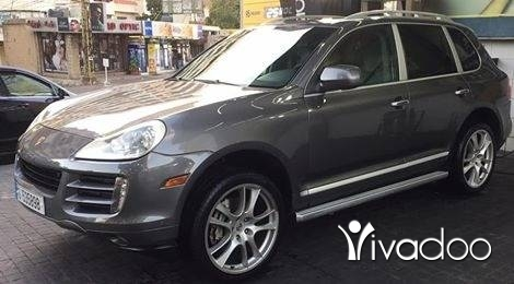 Porsche in Tripoli - Porsche