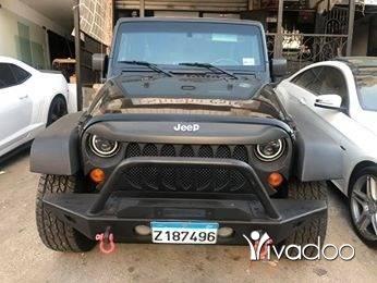Jeep in Damour - wrangler x