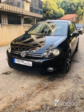 Volkswagen in Beirut City - Golf 1.6 2011