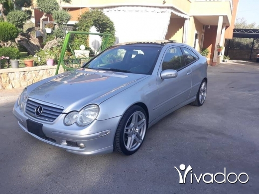 Mercedes-Benz in Beirut City - Mercedes c 230 coupe