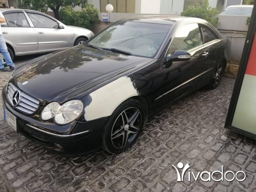 Mercedes-Benz in Beirut City - Clk 320 2003