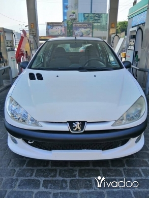Peugeot in Beirut City - Peugeot 206