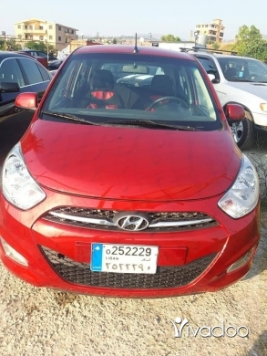 Hyundai in Beirut City - I10 model 2013 atoumatic