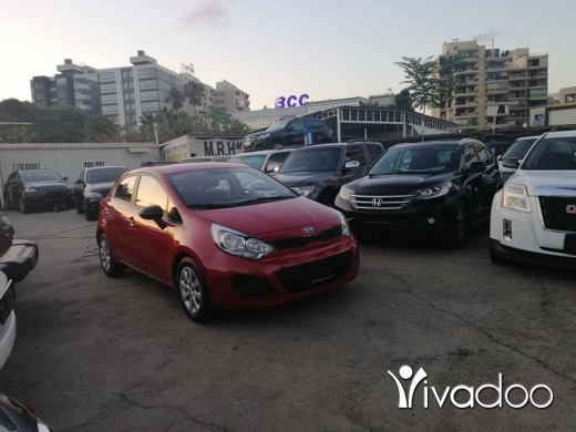 Kia in Beirut City - Kia Rio 2014 automatic
