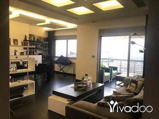 Apartments in Beirut City - للبيع شقة فخمة جدا في مار روكز ١٦٥ م كاشفة روعة سعر مغري نقدا تل 81894144