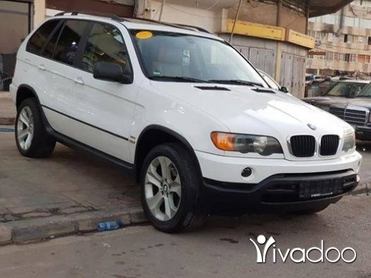 BMW in Tripoli - .