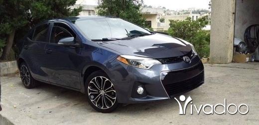 تويوتا في ضبيه - Wonderful Toyota Corolla 2015 in excellent condition