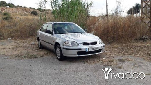 Honda in Dbayeh - Honda Civic 1998 in excellent condition