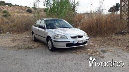 هوندا في ضبيه - Honda Civic 1998 in excellent condition