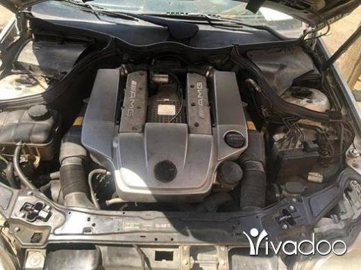 Mercedes-Benz in Chtaura - C32 AMG امكانية الفحص بالكامل.٧٠٤٥٥٤١٤