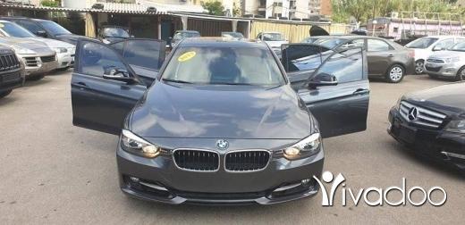 BMW in Beirut City - BMW 328i mod 2013 f.o like new