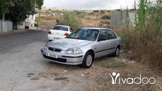 Honda in Dbayeh - Civic 1998 in excellent condition
