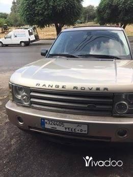 Rover in Tripoli - range rover voge 2003 ankad