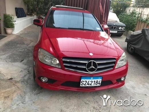 Mercedes-Benz in Hazmieh - mercedes c300 look AMG