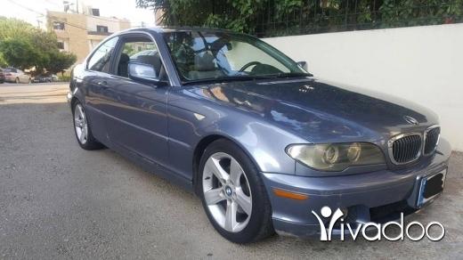 BMW in Beirut City - Bmw new boy 325 CI