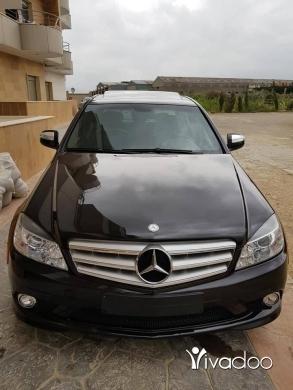 Mercedes-Benz in Tripoli - mercedes benz c300