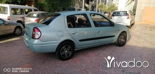Renault in Ain el-Remmaneh - رينو كليو موديل 2001