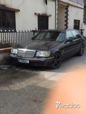 Mercedes-Benz in Ber Elias - شبح ٥٠٠se موديل ٩٢