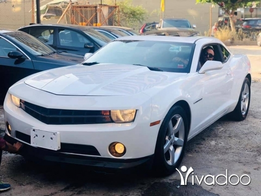 Chevrolet in Port of Beirut - Camaro 2010 rs full opshion