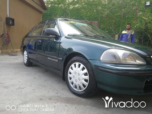 Honda in Aldibbiyeh - Civic 1998 in great condition