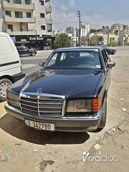 Mercedes-Benz in Tripoli - سيارة مازوت للبيع قانونية مدفوع المكانيك ل ٢٠٢٠