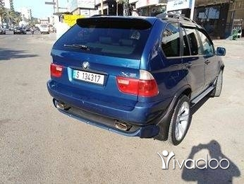 BMW in Beddawi - اكس فيف مودال 2001 لوك ٢٠٠٥ خارق مكيف تلج جنط ٢٠