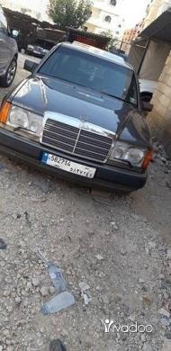 Mercedes-Benz in Tripoli - مرسيدس بنزين 260موديل