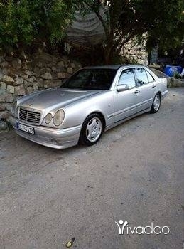 Mercedes-Benz in Tripoli - موديل 96 لوك amj  4200