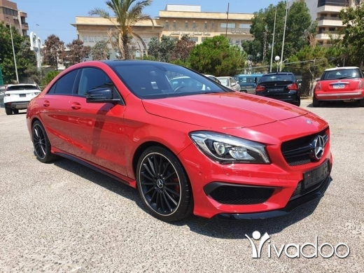Mercedes-Benz in Beirut City - 2015 mercedes CLA 250 amg package