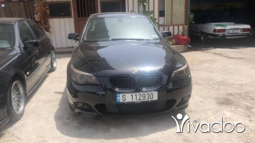 BMW in Beirut City - Bmw 530 full opshion 2006