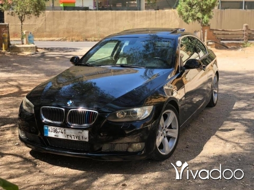 BMW in Beirut City - Bmw 335 full opshion 2008