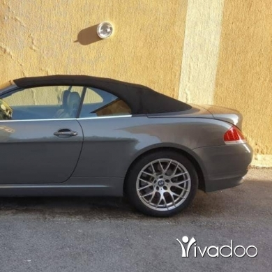 BMW in Beirut City - BMW 650i convertable 2006