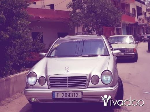Mercedes-Benz in Tripoli - E 320
