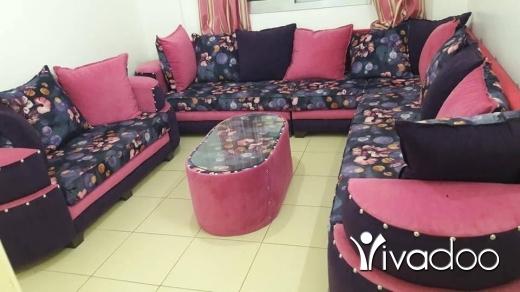 آخر في طرابلس - صالون جديد في العبده كتير حلو بس 1000 دولار