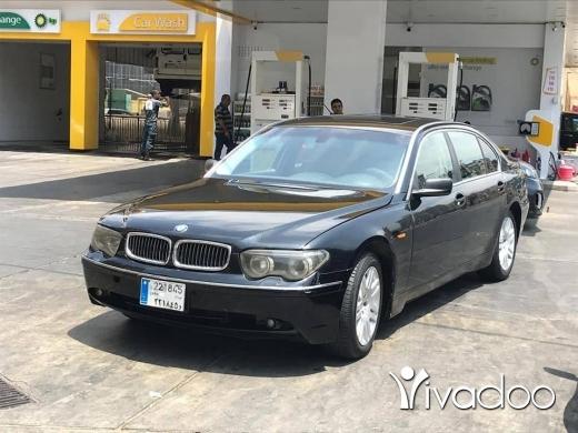 BMW in Beirut City - Bmw 745 2002