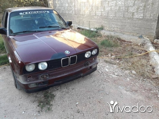 BMW in Nabatyeh - بي ام ١٩٨٨ حلوي