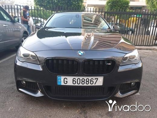 BMW in Beirut City - 2011 bmw 528i F10.
