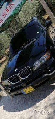 BMW in A'aba - Bmw x5 model 2006 aswad aleb bini mechie